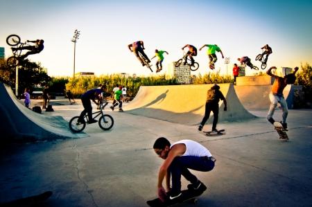 В начале сентября в городе построят скейтпарк