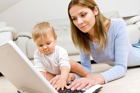 Обучение женщин в период отпуска по уходу за ребенком
