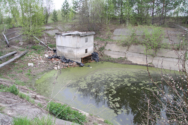 Активисты ОНФ добились ликвидации сброса загрязняющих веществ в водоем на окраине Томска