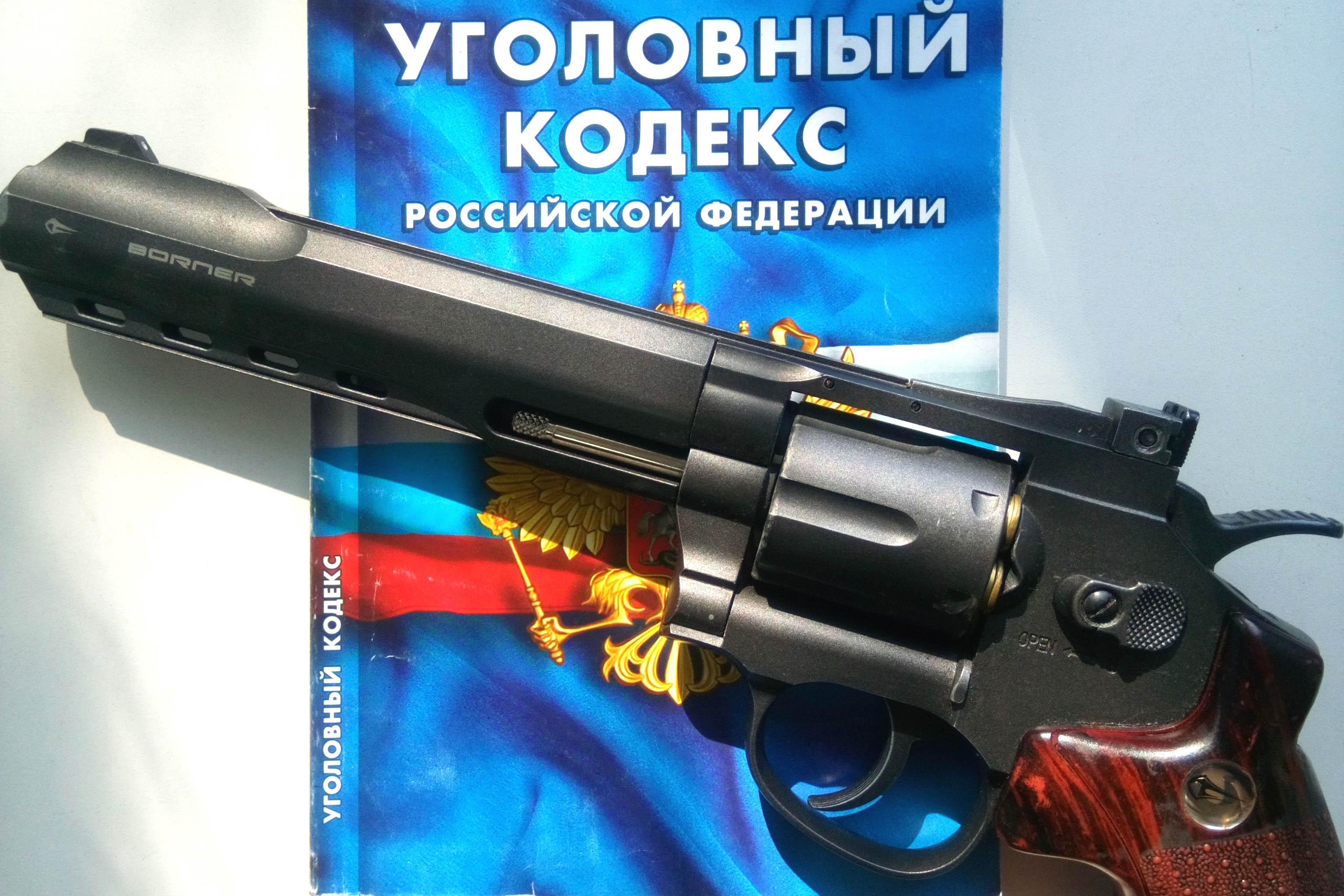 Северчанин случайно подстрелил себя найденным пистолетом