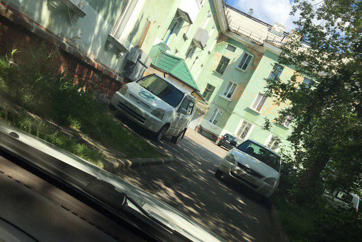 Мастера парковки, думаю узнают себя