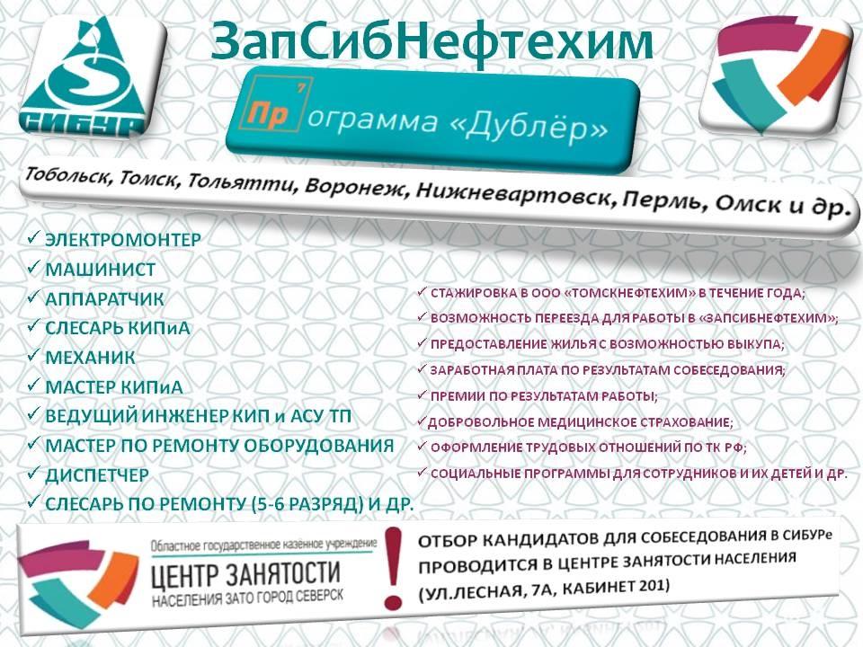 Отбор кандидатов для собеседования в СИБУРе