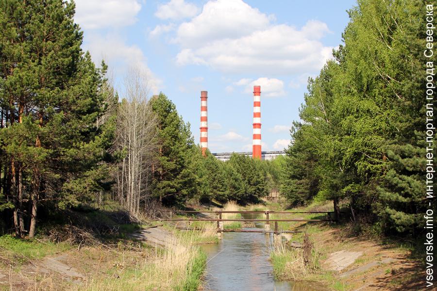 Росприроднадзор заподозрил ТЭЦ СХК в загрязнении воздуха