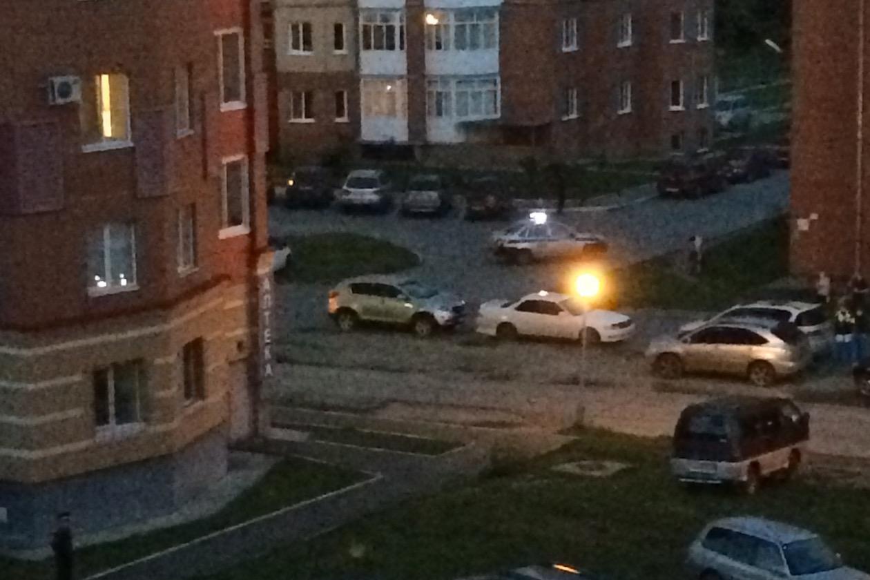 Полицейские проверили дом на Славского из-за сообщения об опасном предмете