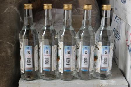 Местную «бизнес-леди» осудили за торговлю контрафактным алкоголем