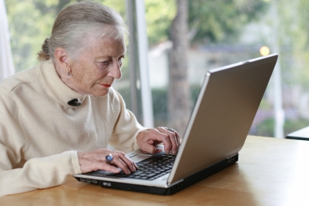 Компьютерной грамотности научатся еще 300 пенсионеров