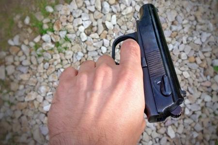 В Северске вынесли приговор северчанину, подстрелившему себя найденным пистолетом