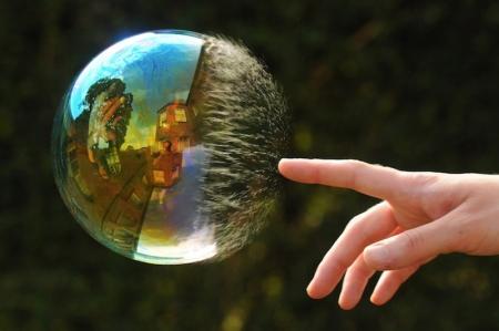 Северчанин пытался продать «мыльный пузырь»