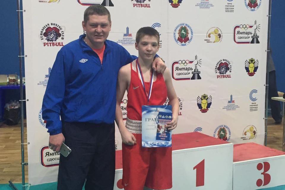 Новые успехи юных боксеров