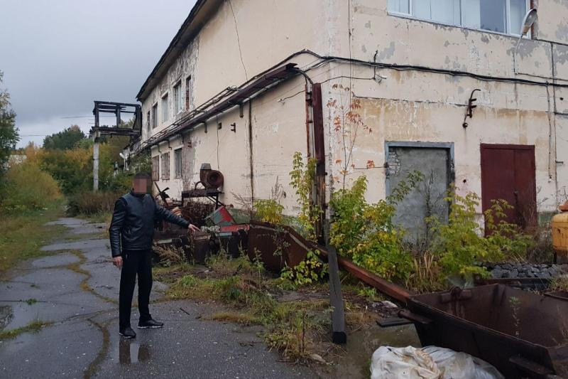 Северчанина задержали за кражу четырёх тонн металла
