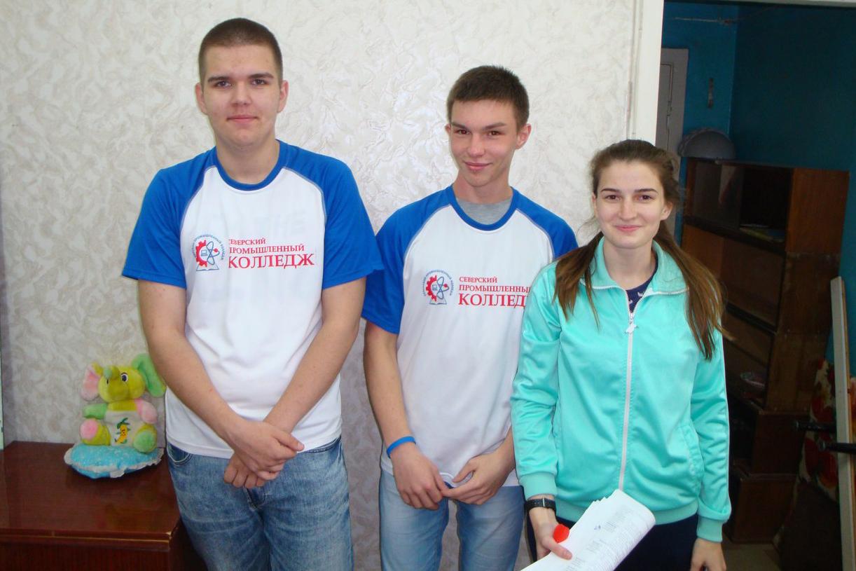 Волонтеры СПК помогли провести физкультурно-спортивный фестиваль «Моя семья – моя опора»
