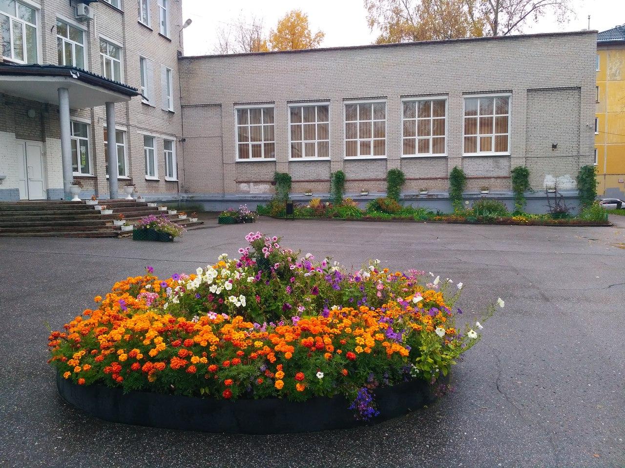 Северский промышленный колледж занял 1 место в конкурсе «Северский дворик»