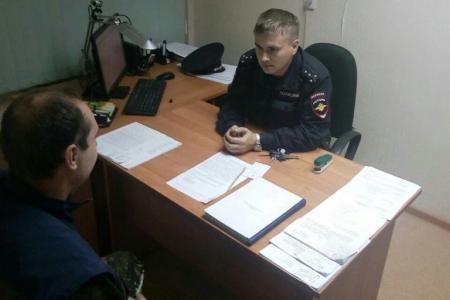 Сотрудники полиции провели профилактическое мероприятие «Участковый»