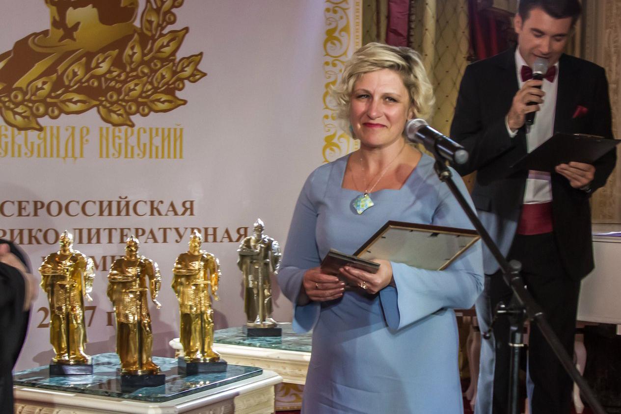 Проект музея стал победителем конкурса «Александр Невский»