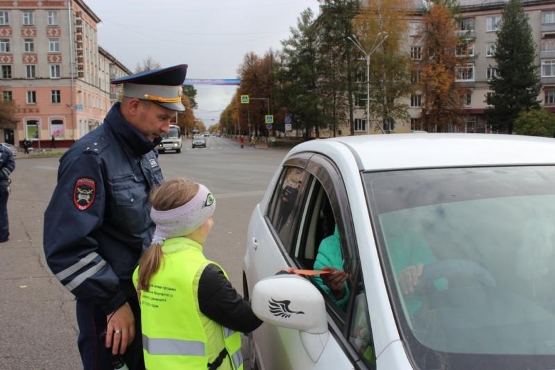 Школьники написали «письма водителям»