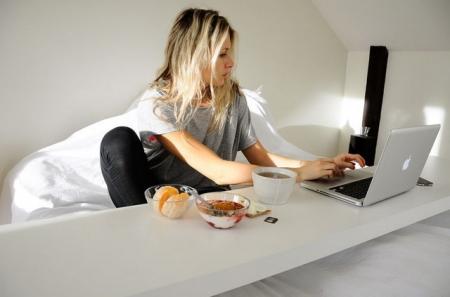 98% горожан хотят работать из дома