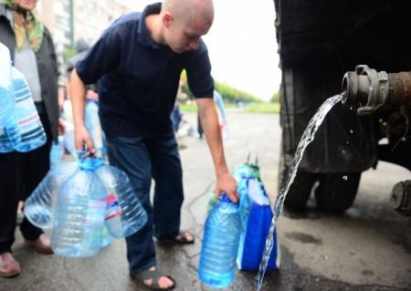 Некоторые дома временно останутся без холодной воды