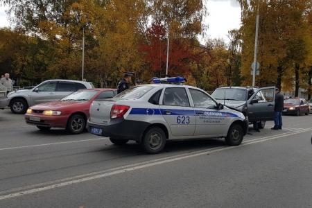 Восьмилетняя девочка, сбитая машиной Росгвардии, находится в реанимации