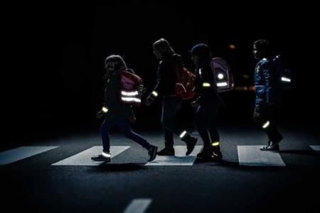 Пешеходов просят быть заметнее на дорогах