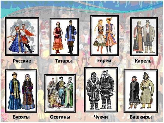 Жили-были народы России