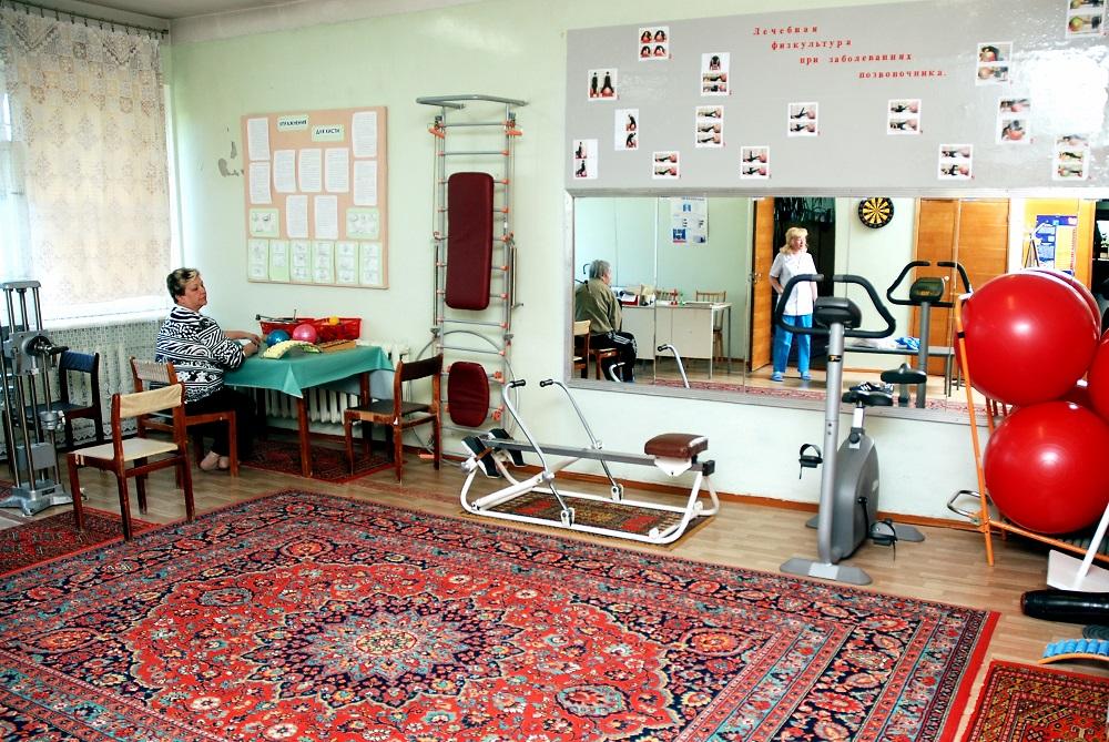 Поликлиника медицинской реабилитации продолжит работу