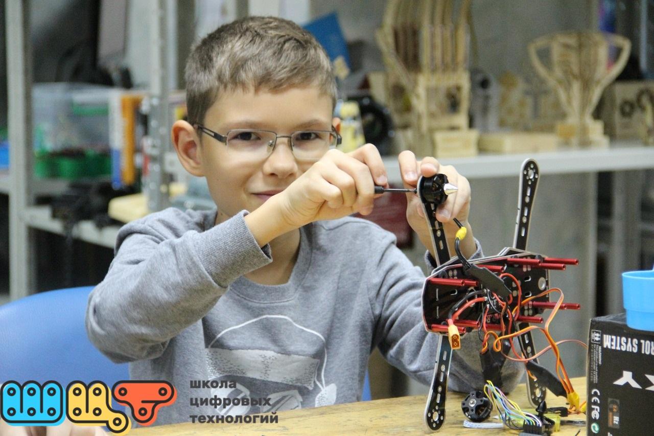 Международная сеть кружков для детей по робототехнике теперь и в Северске