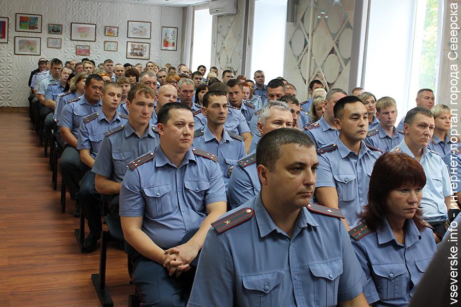 Полицейские узнают мнение северчан о своей работе