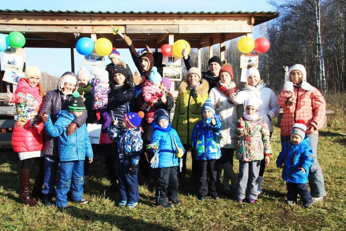 Тест-драйв, плов и Фиксики на Дне рождения «Слободы «Вольной»