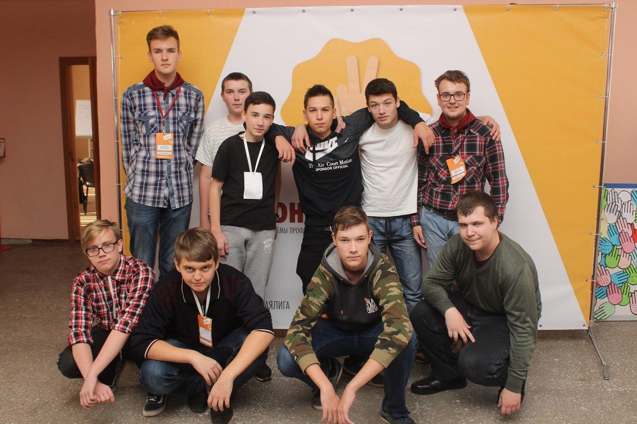 Студенты колледжа прошли обучение в рамках образовательной программы «Школа волонтеров»
