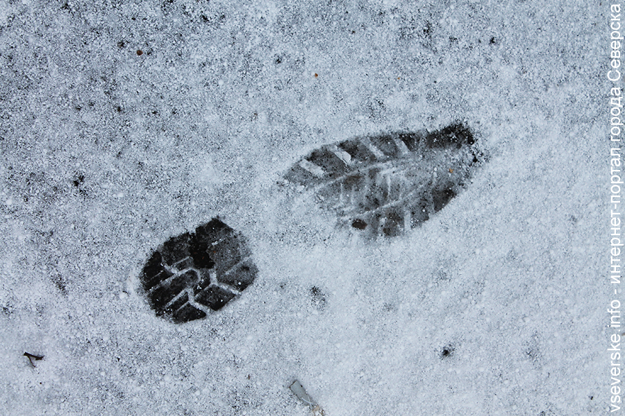 Фото дня. Зима наступает на пятки