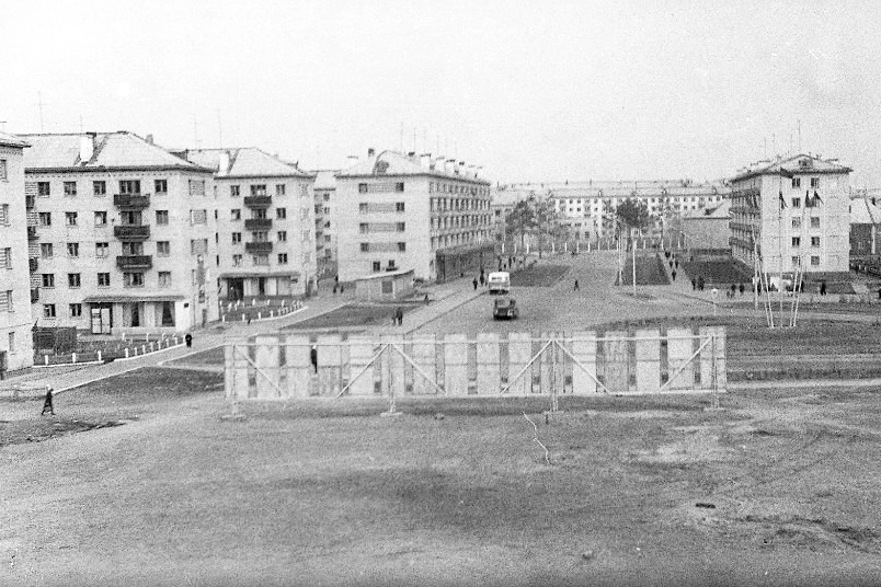 Томск-7. 1972 год