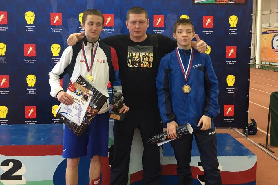 Новые успехи северских боксеров