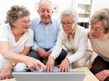 Мероприятия ко дню старшего поколения