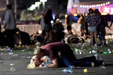 Уроженец города Северска стал очевидцем трагедии в Лас-Вегасе