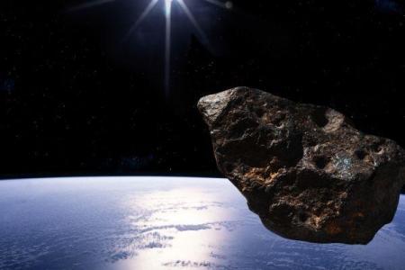 Смертельный астероид приближается к Земле. Конец света 12 октября?
