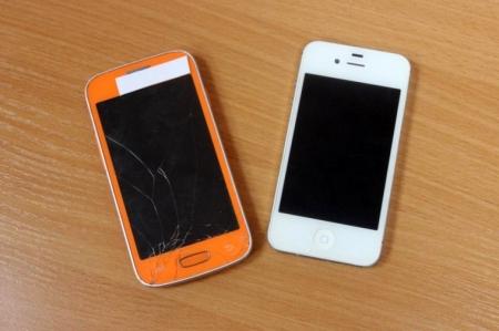 После застолья северчанин лишился двух телефонов