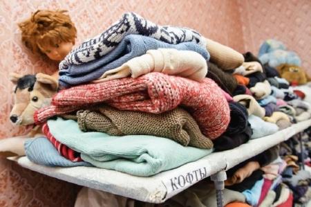 Завтра пройдет акция по сбору зимних вещей для нуждающихся семей