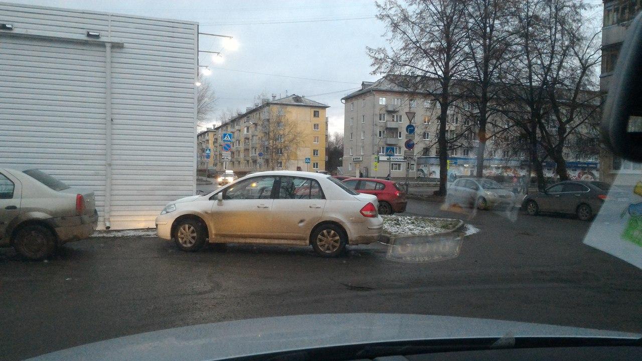 Королева парковки