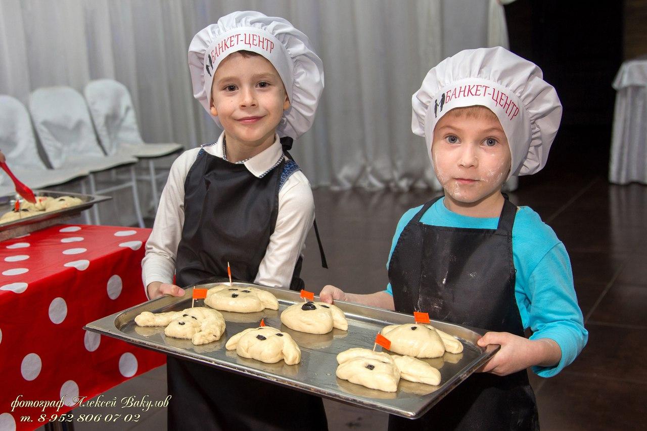В Северске появились детские кулинарные мастер-классы