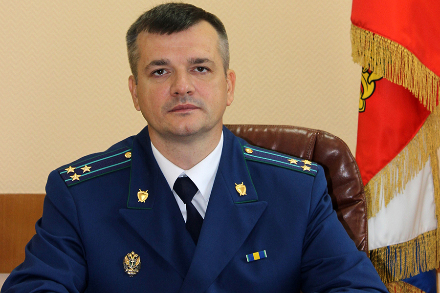 Прокурор проведет прием в поселке Самусь