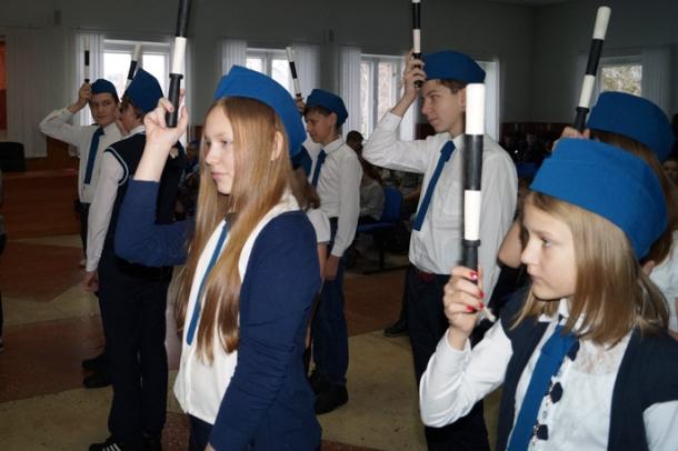 В Томской области определят лучшего регулировщика среди школьников