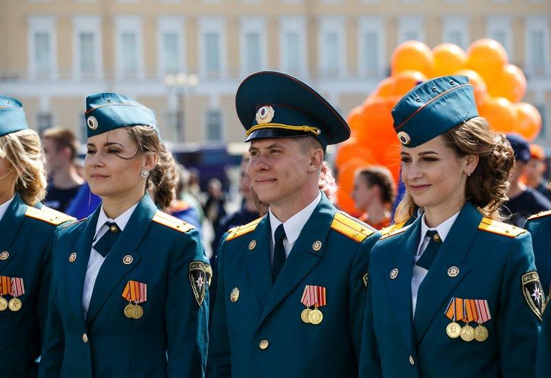Объявляется набор выпускников в ВУЗы ГПС МЧС России