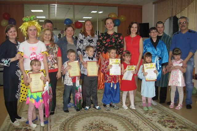 В детских садах прошли отборочные туры конкурса семейного творчества «Роднушечки»