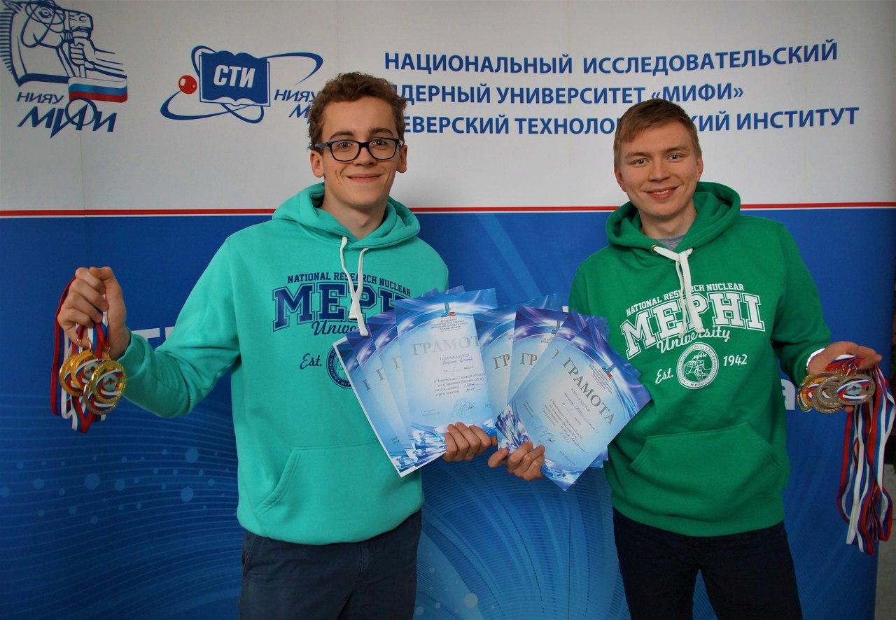 Успешное выступление студентов на чемпионате Томской области по плаванию