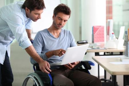 Новый закон о квотировании рабочих мест для инвалидов обсудят в режиме онлайн