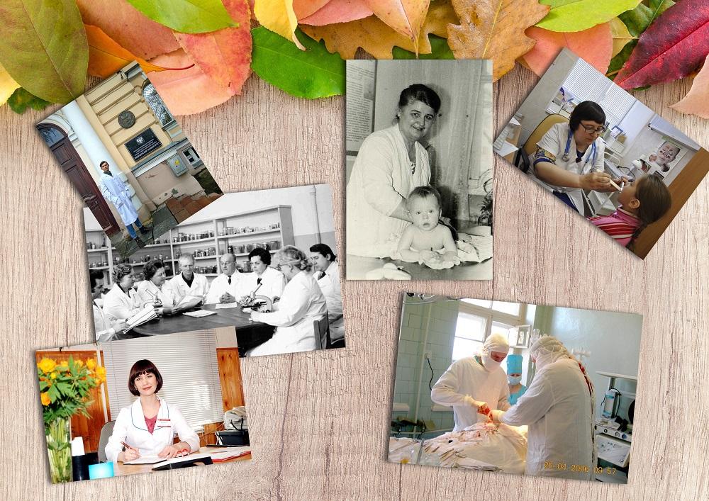 Врачи СибФНКЦ на фотоконкурсе «Связь поколений в здравоохранении»