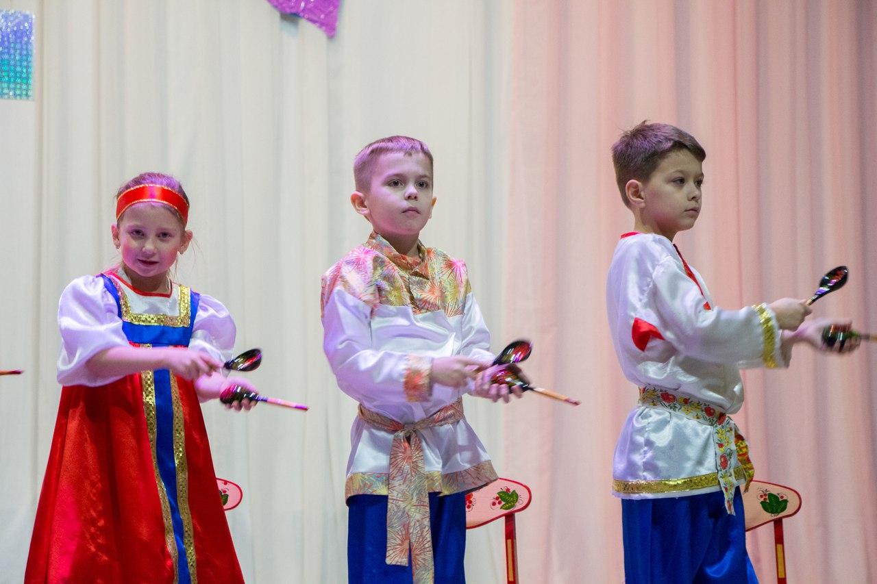 В Детской школе искусств состоялось открытие Всероссийской декады инвалидов