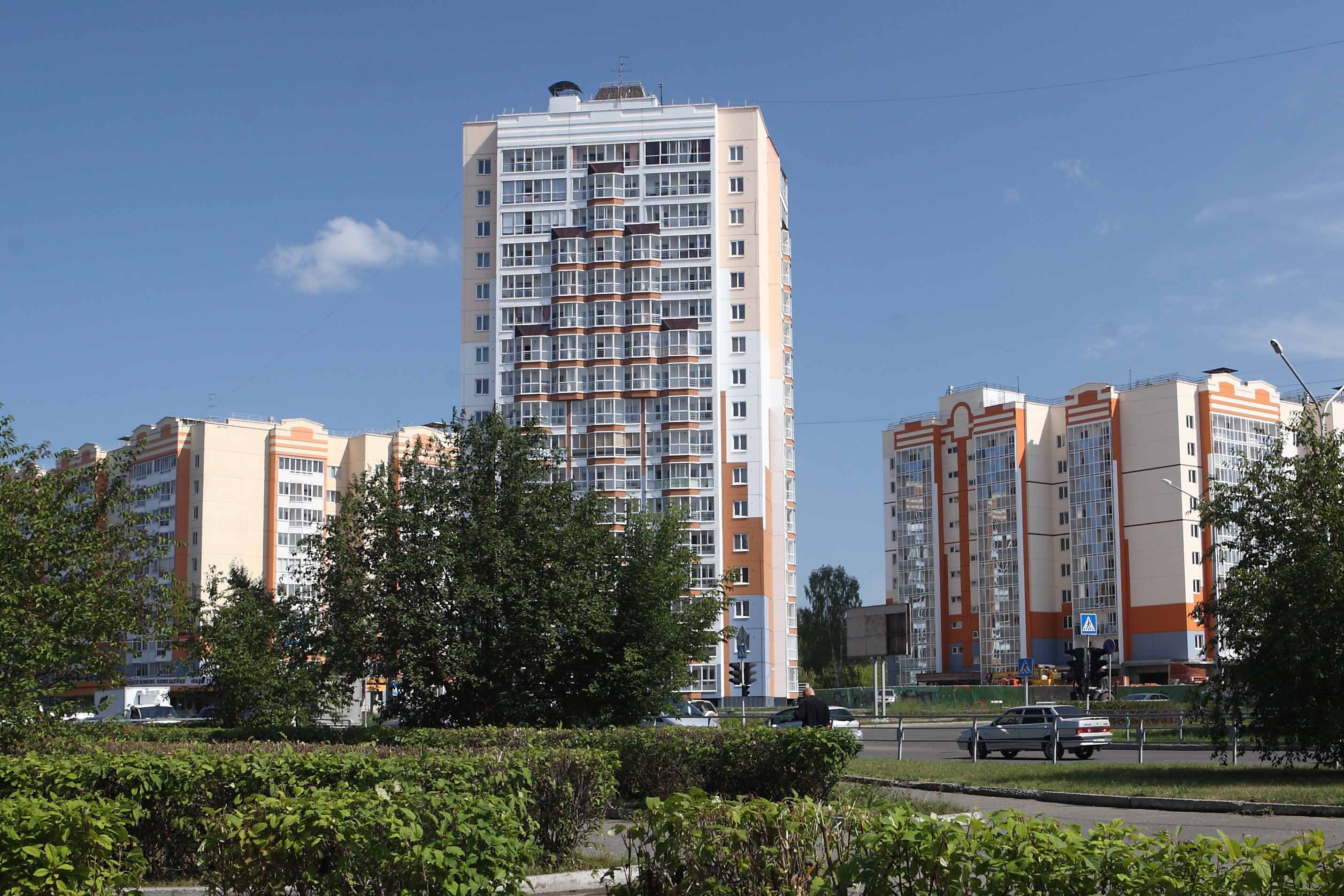 Северск вошел в десятку удобных для жизни городов России