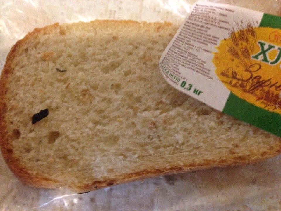 И опять хлеб от Кузьминки