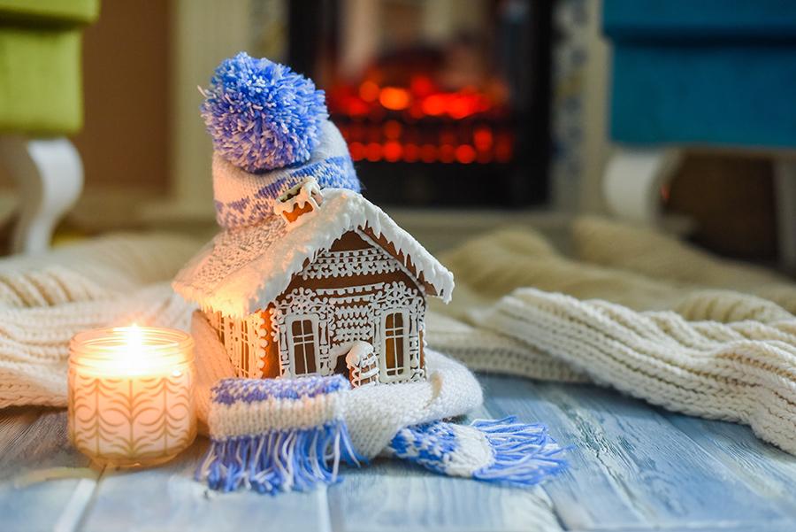 Пусть Новый год будет теплым, а Рождество уютным!